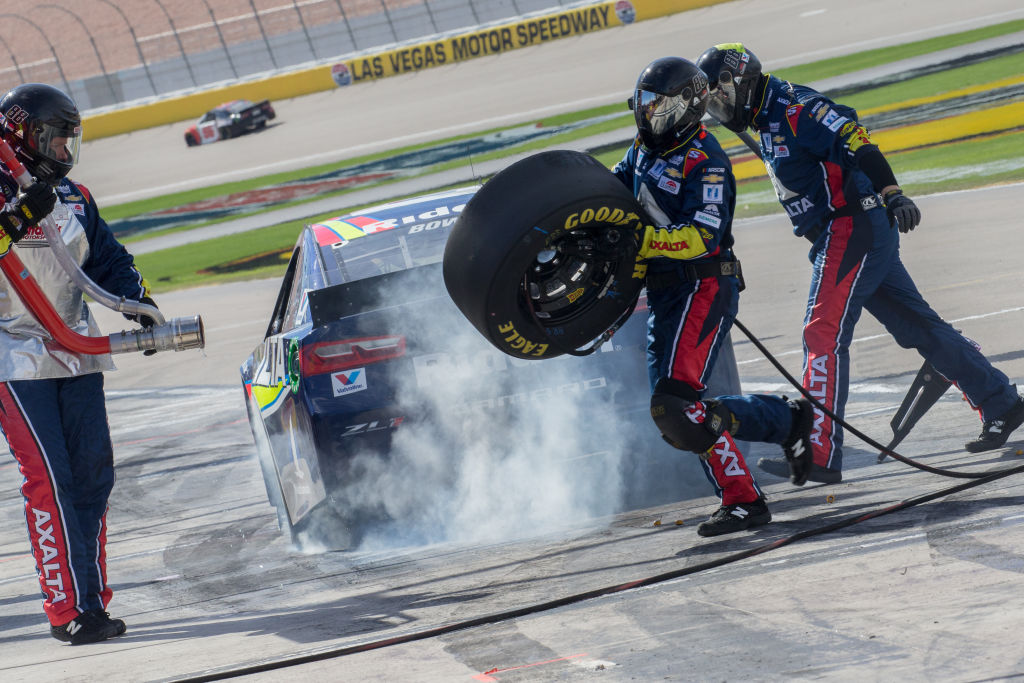 nascar pit crews rule changes ever year