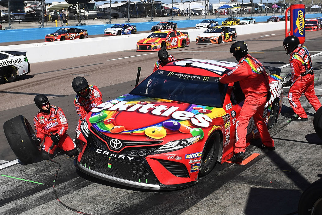 nascar pit crews have worst members