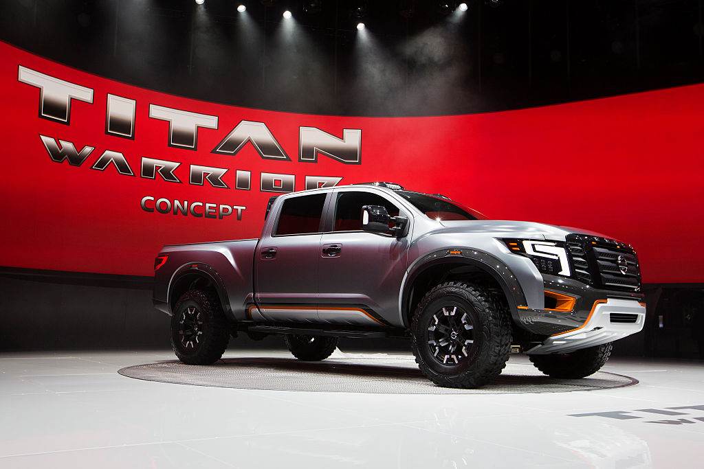 nissan titan most reliable cars