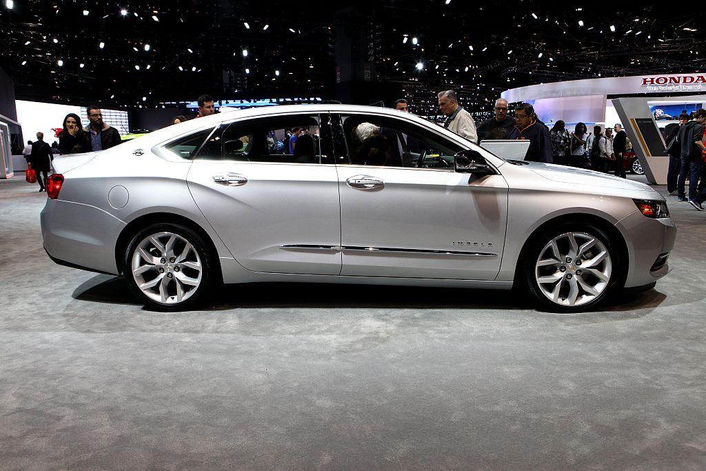 chevrolet impala cars that last