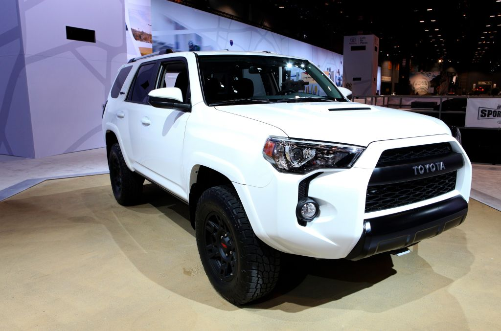 toyota 4runner most reliable cars