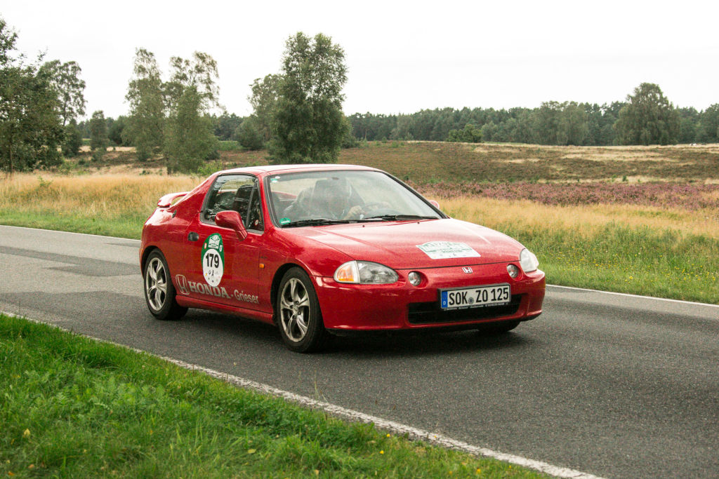 the honda crx is a reliable classic car still on the road today