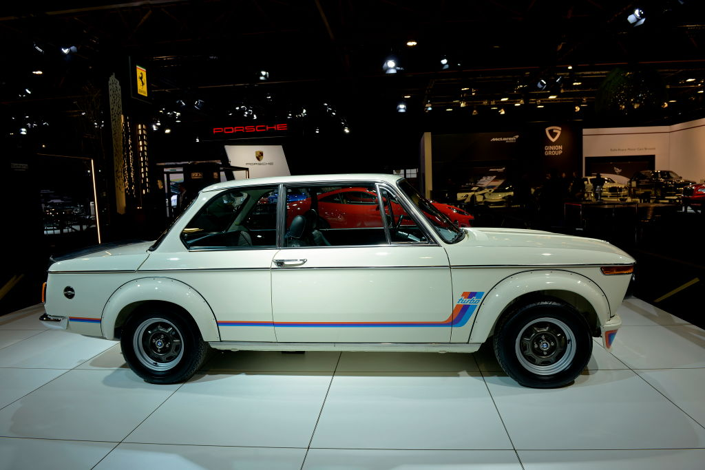 the bmw 2002 is a classic reliable car that is still on the road today