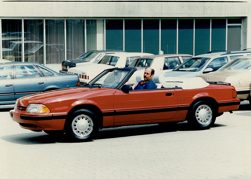 the ford foxbody mustang is a reliable classic that still runs today