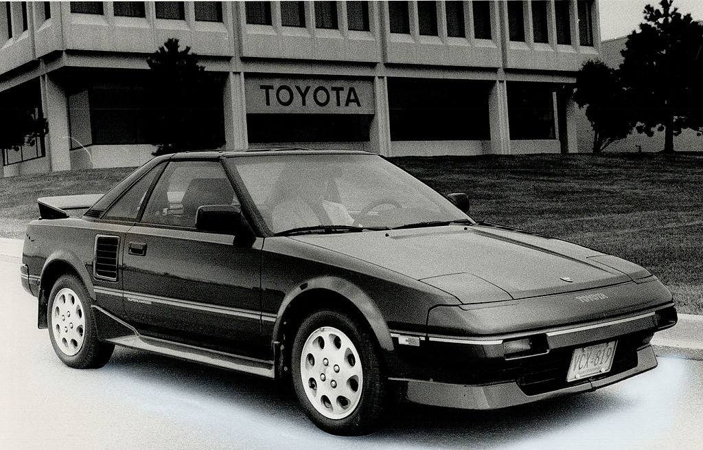 the toyota mr2 is a classic reliable car that still runs today