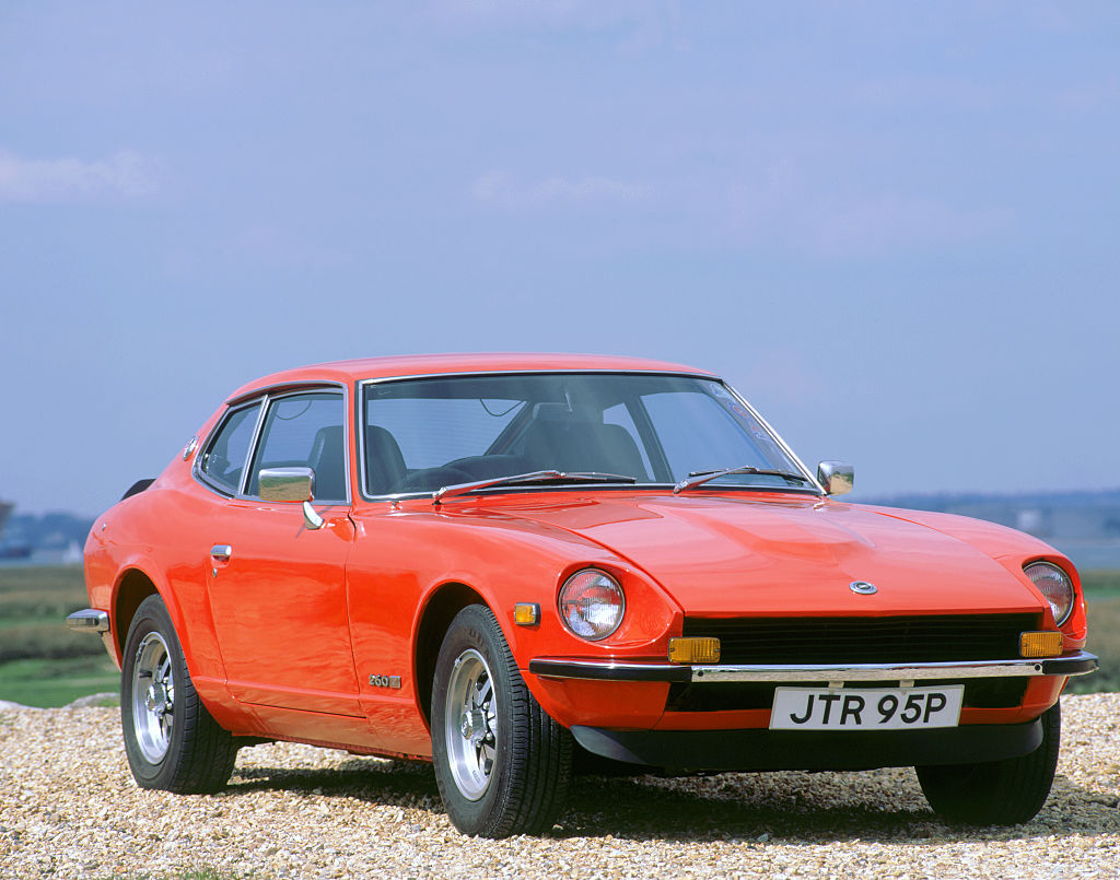 the datsun z is a reliable classic that still drives today
