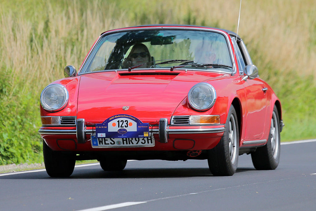 the porsche 911 is a reliable classic that's still on the road today