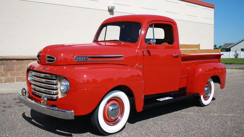 ford f series was the first truck