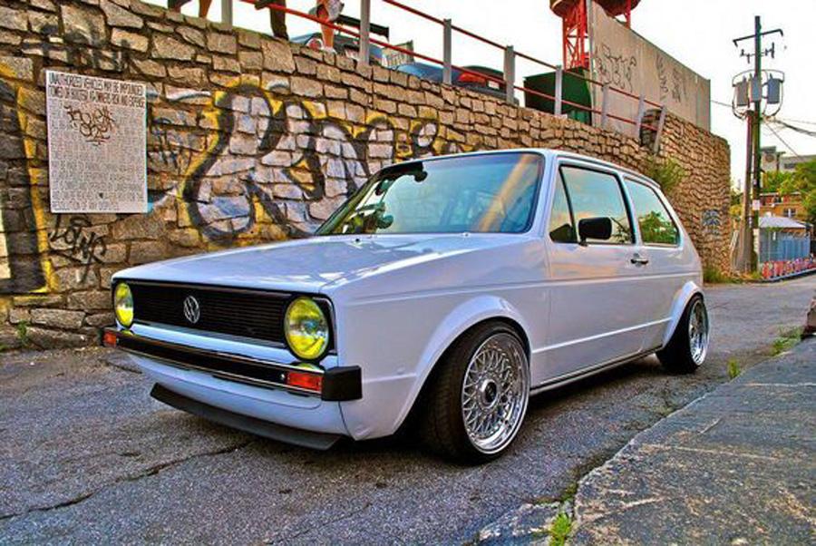 VW Golf MkI