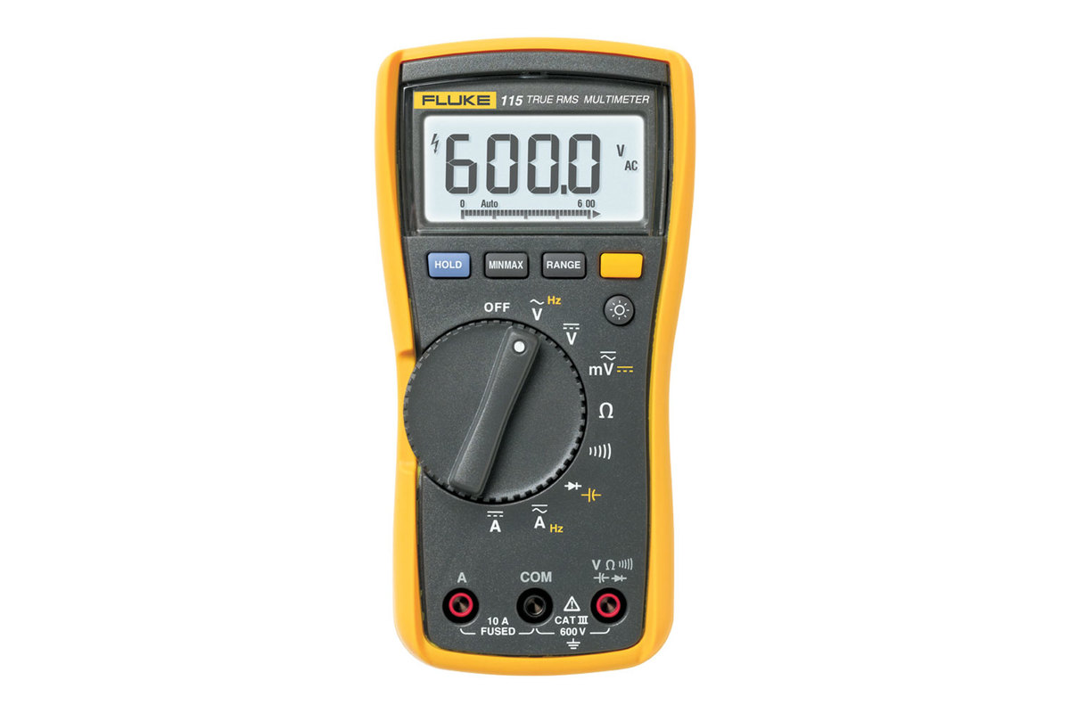 digital multimeter essential auto tools