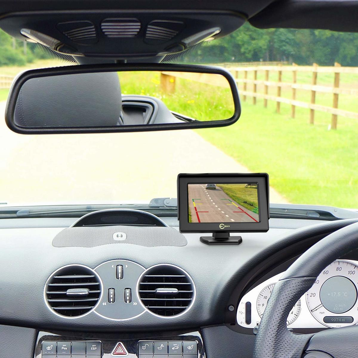 back up camera modern auto upgrade
