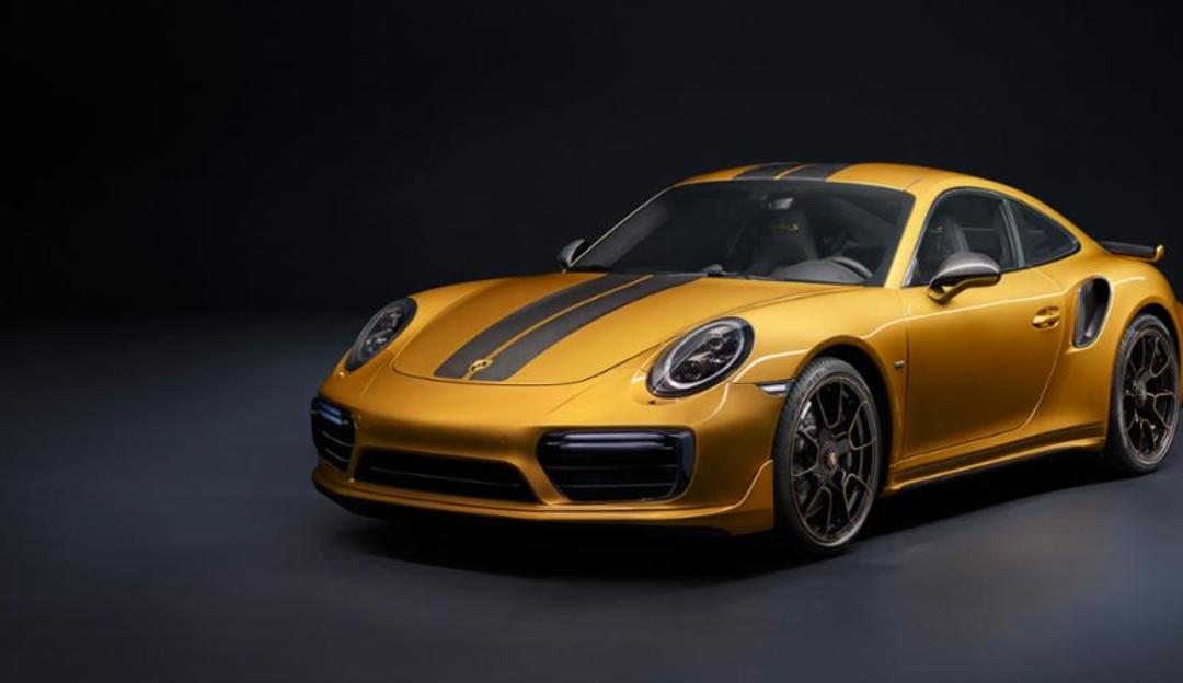 Porsche 991.2 Turbo S fastest cars