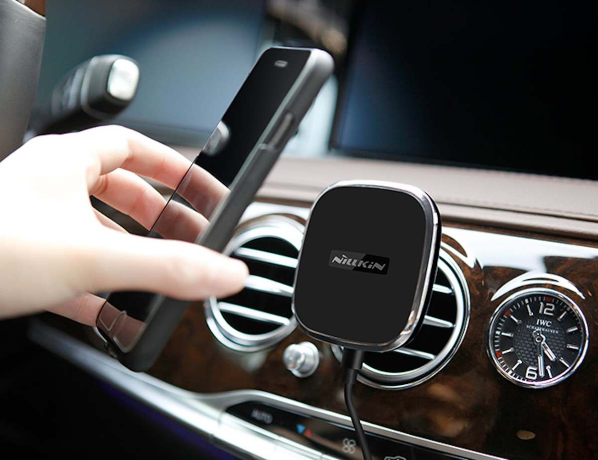 wireless charging modern auto upgrade