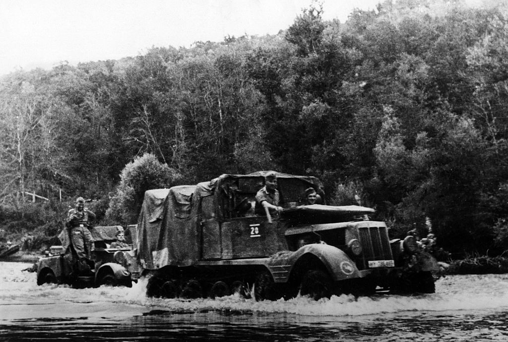 ford jeep during world war ii