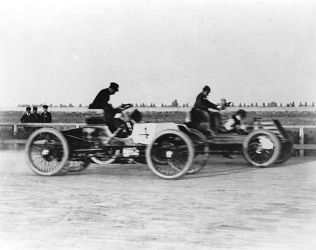 henry ford alexander winston first race in 1901