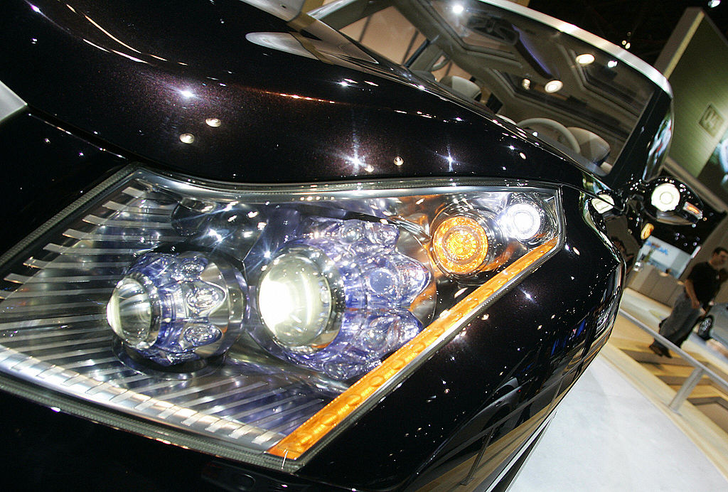 car headlights modern auto upgrades
