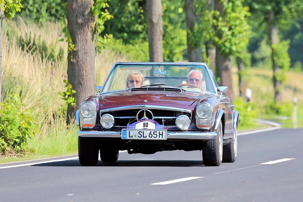 Mercedes-Benz W 113 Pagode 1965-645556211