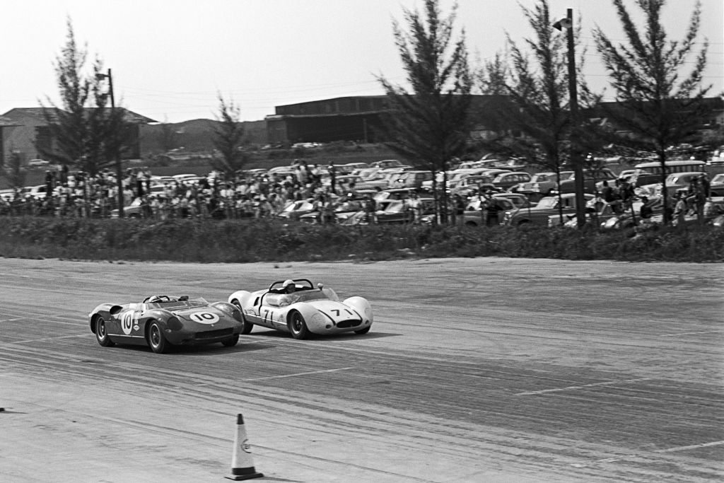 the ford ferrari rivalry began in 1963