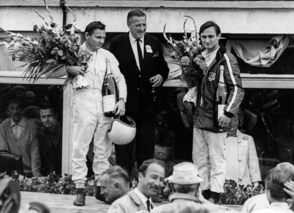 ford won at le mans in 1966