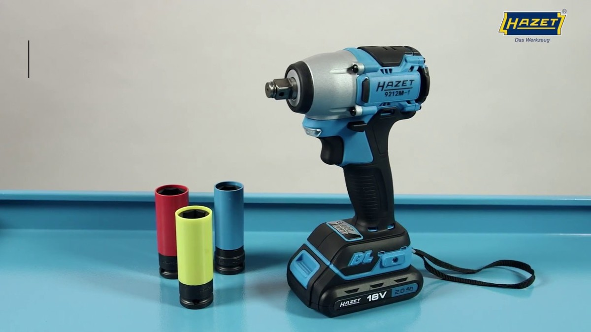 cordless wrench essential auto tool