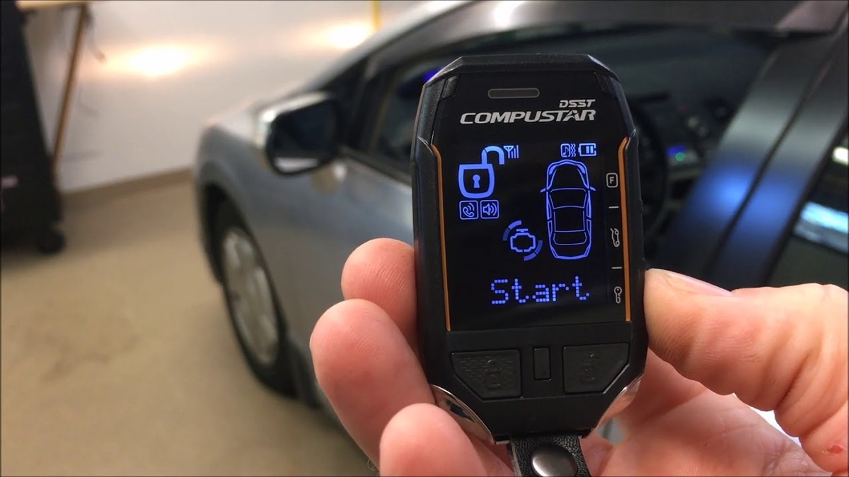 remote start modern auto upgrade