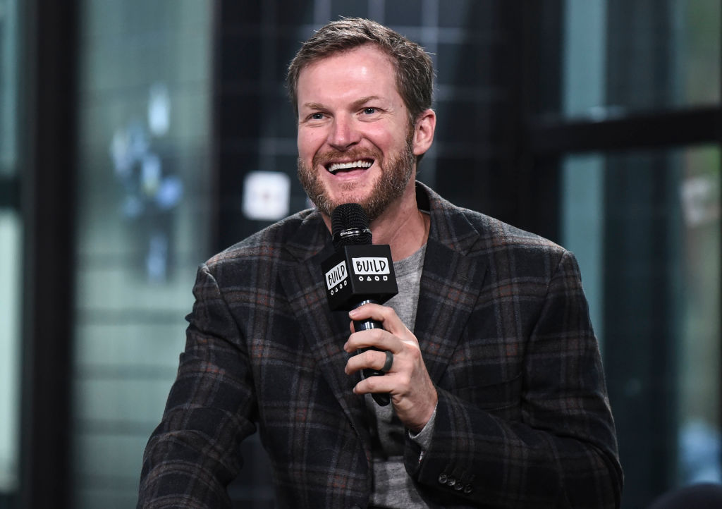 dale earnhardt jr is open about his socially active beliefs
