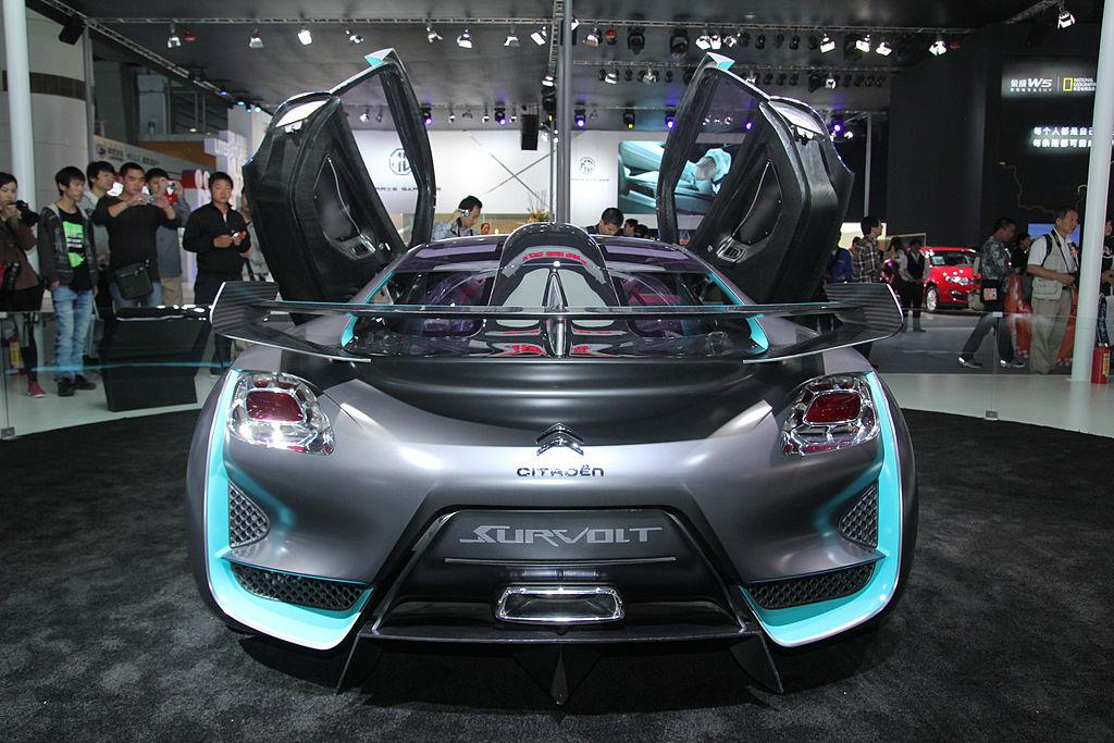 Guangzhou International Motor Show Display