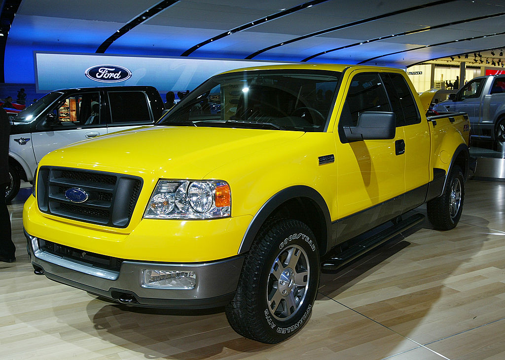 ford f150 dangerous auto recalls