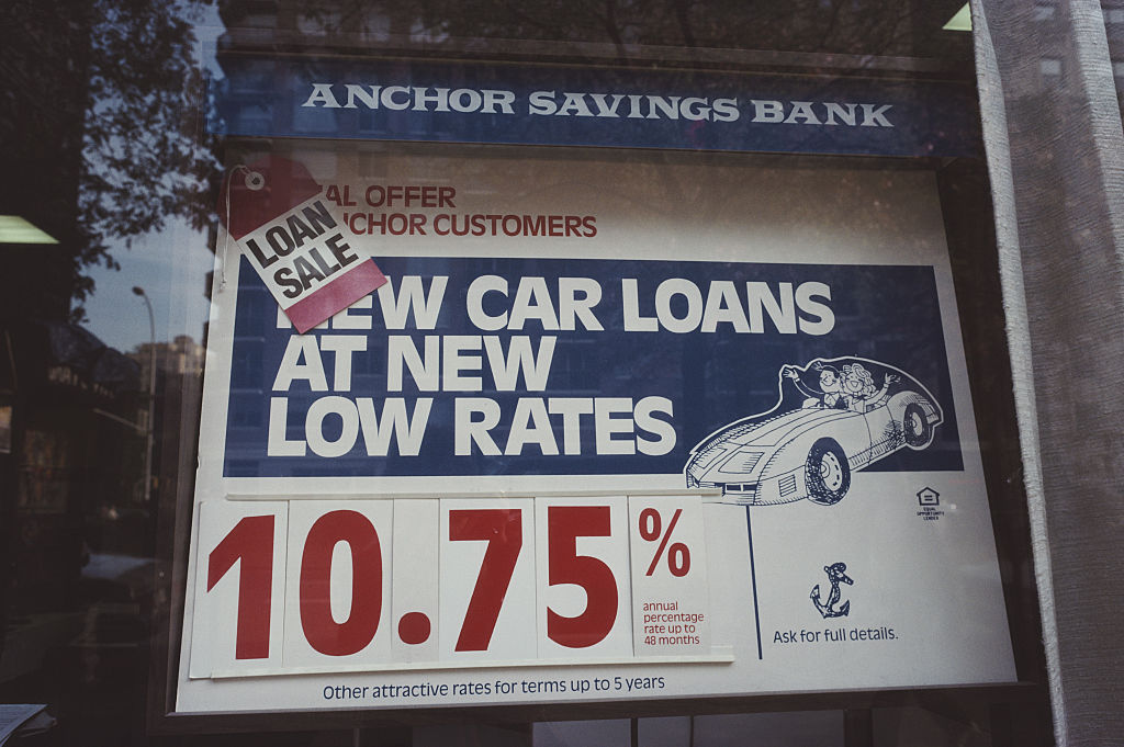 secure a loan before buying car