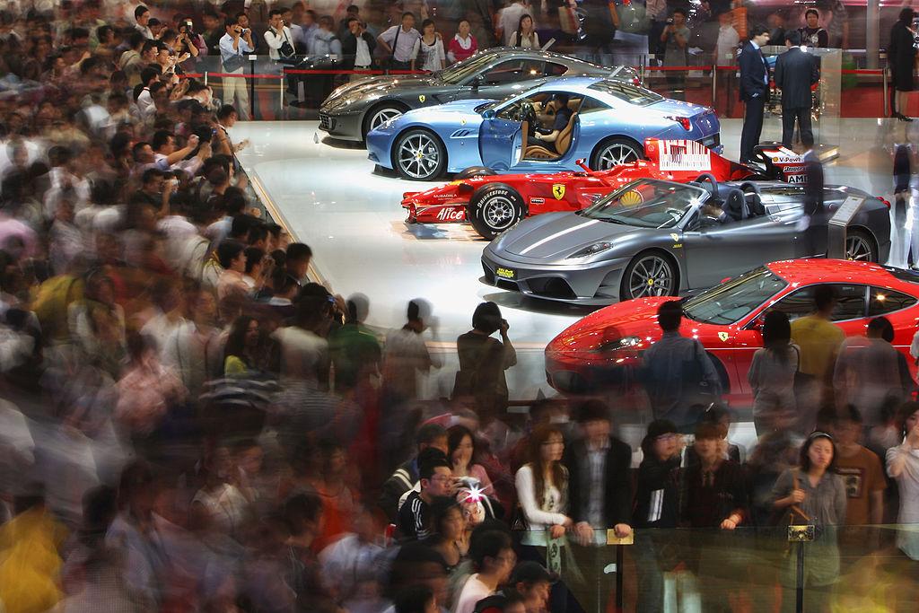 Auto Shanghai Car Show
