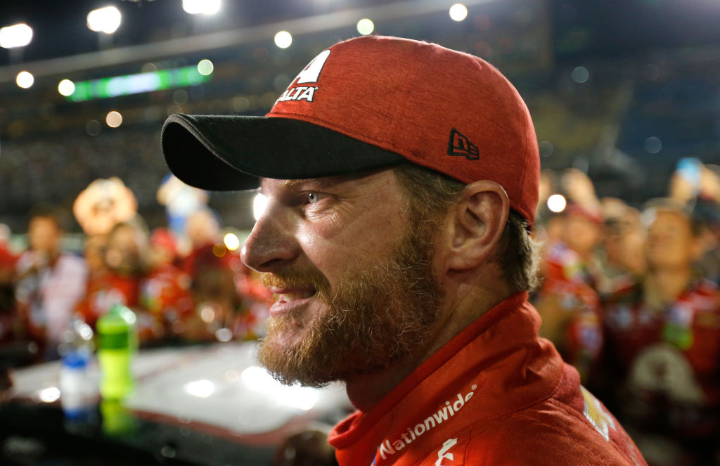 dale earnhardt jr made the tough decision to retire from racing full time recently