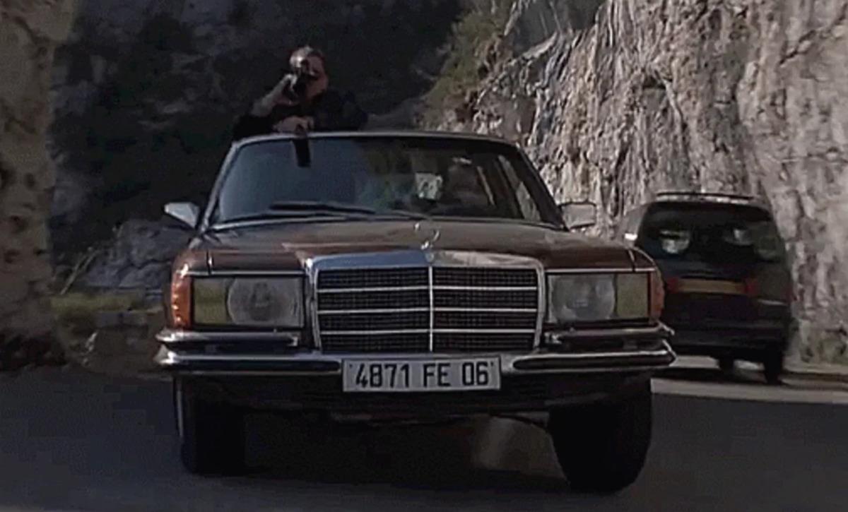 Ronan Car Chase - Screen Capture