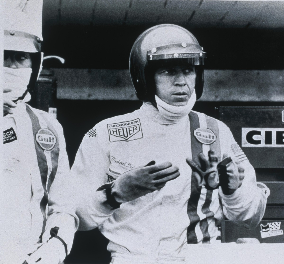 Le Mans 1971 Film with Steve McQueen