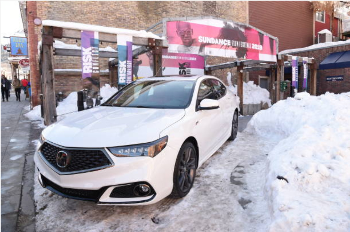Acura TLX new features