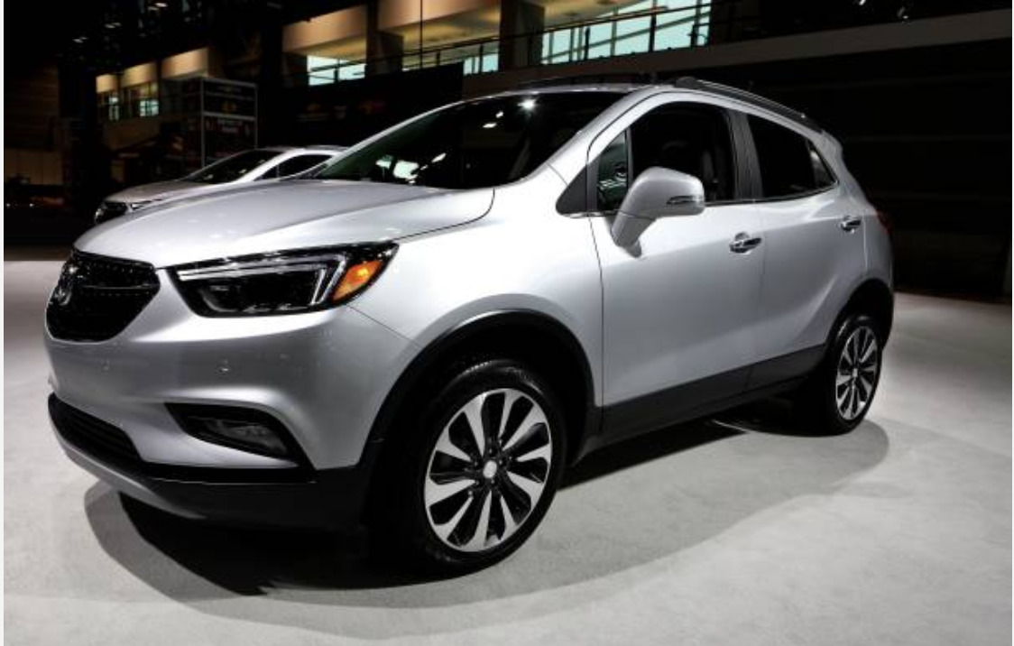 Buick Encore best new suvs