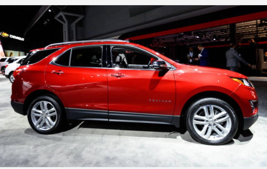 Chevrolet Equinox best suvs