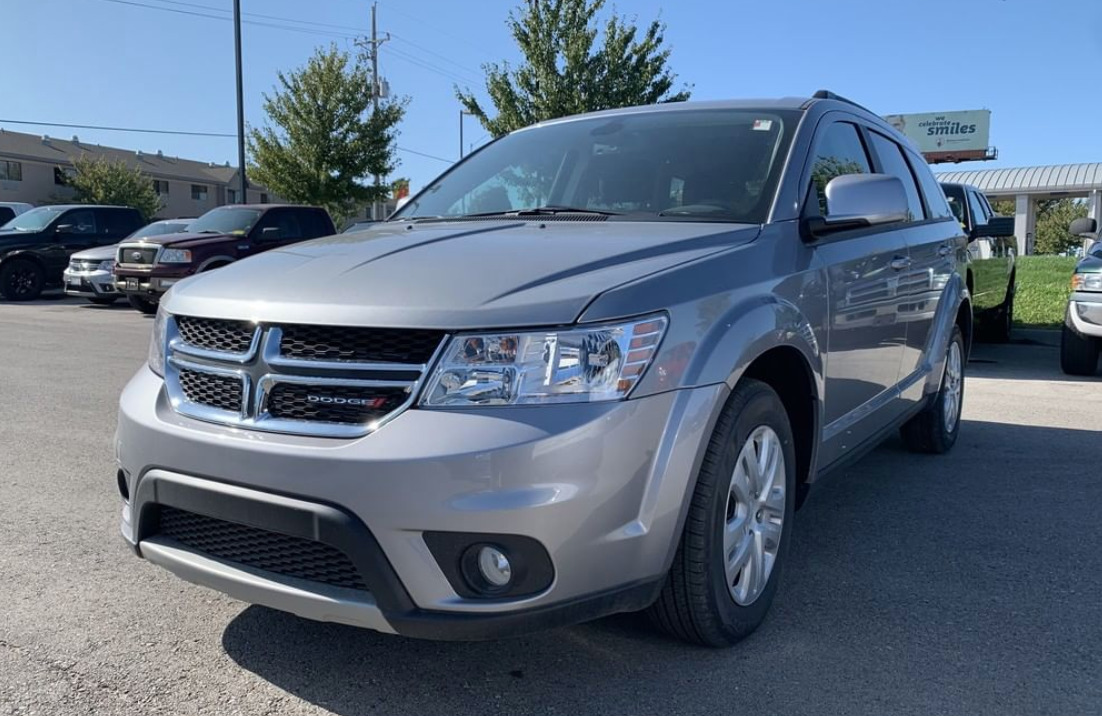 Dodge Journey best suvs