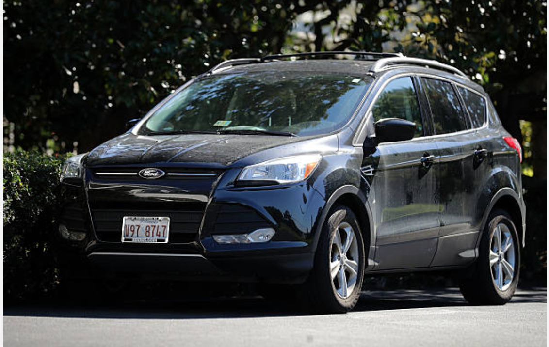 Ford Escape best suvs