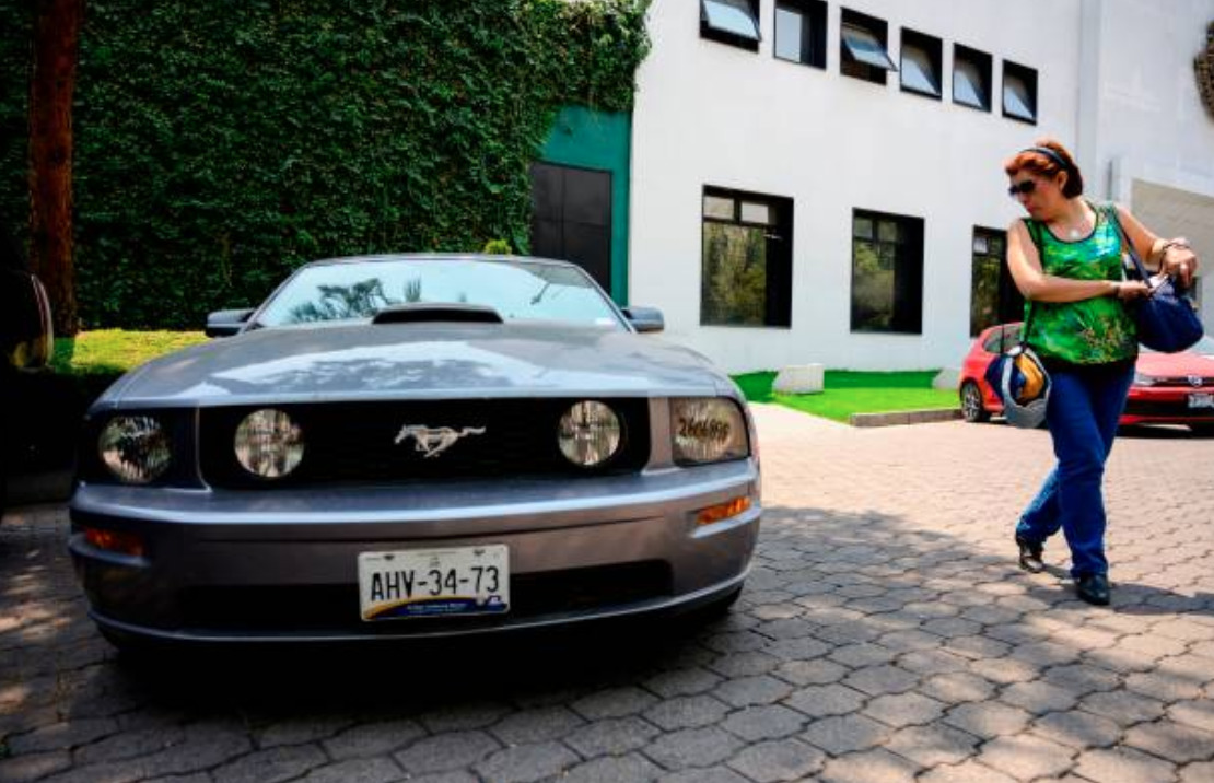 Ford Mustang new features