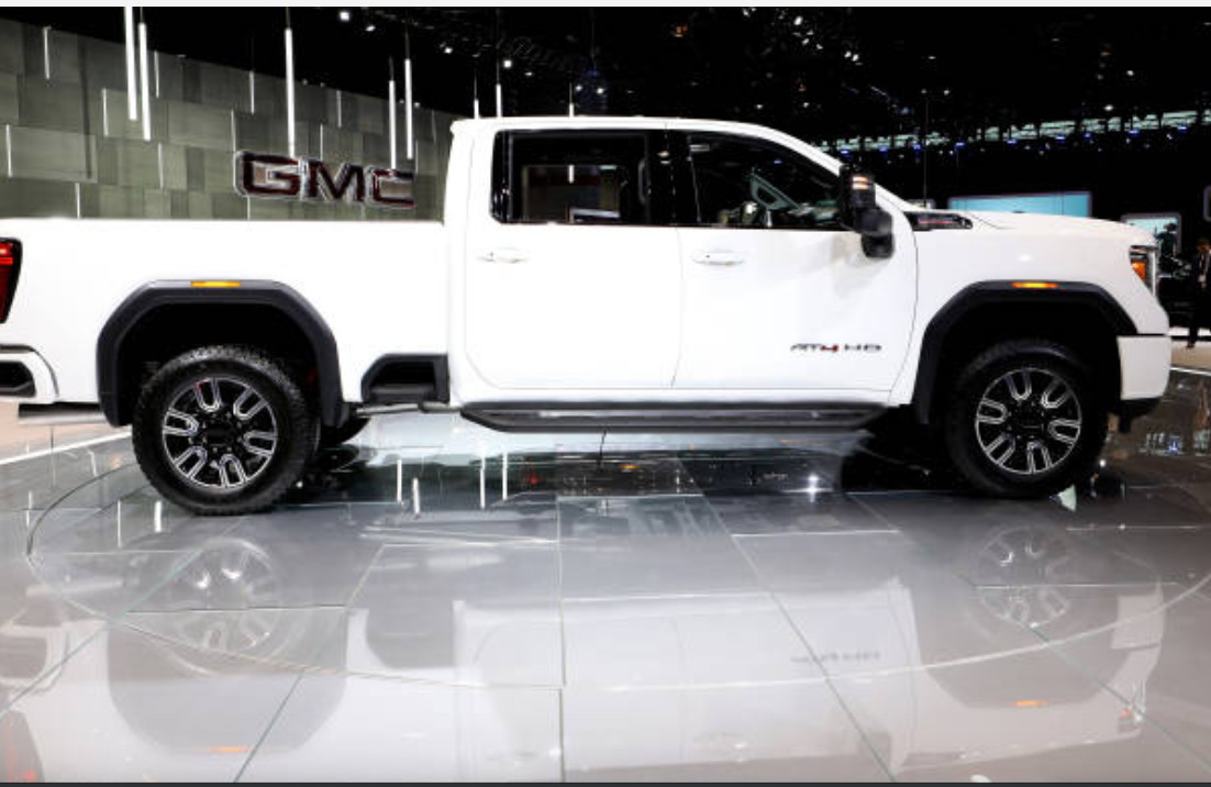GMC Sierra best trucks