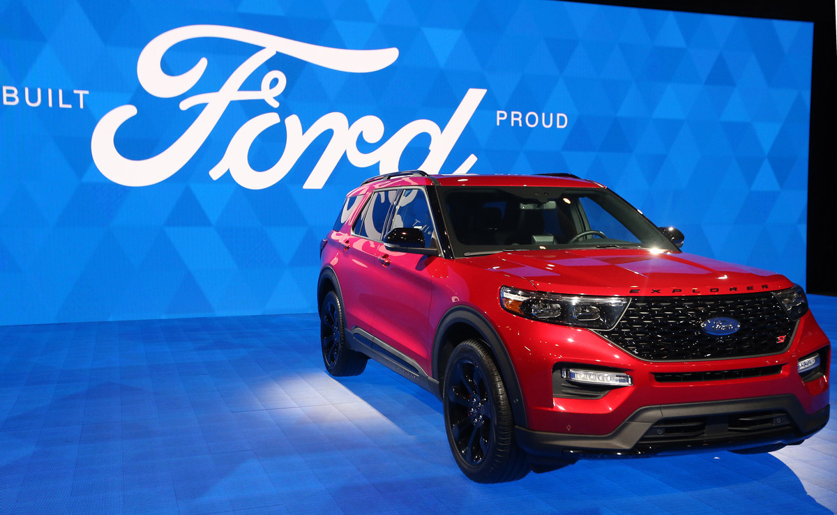 the ford explorer is faster than it looks