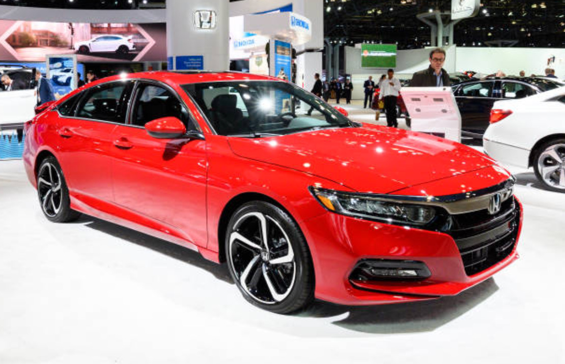 Honda Accord new features