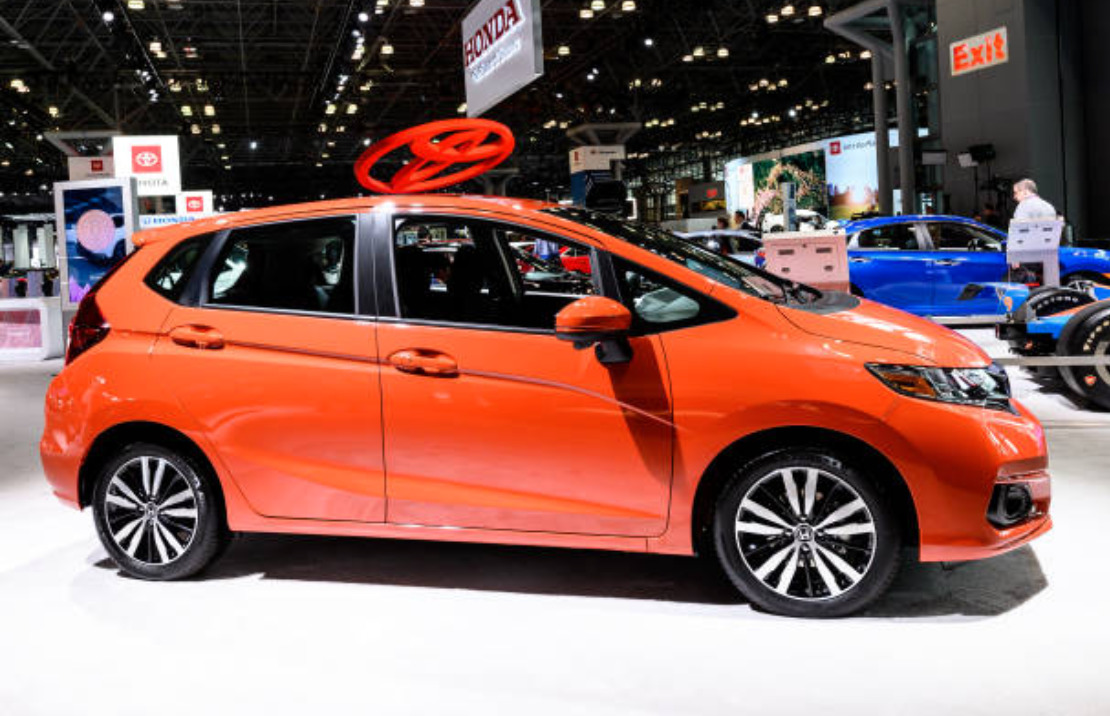 Honda Fit new features
