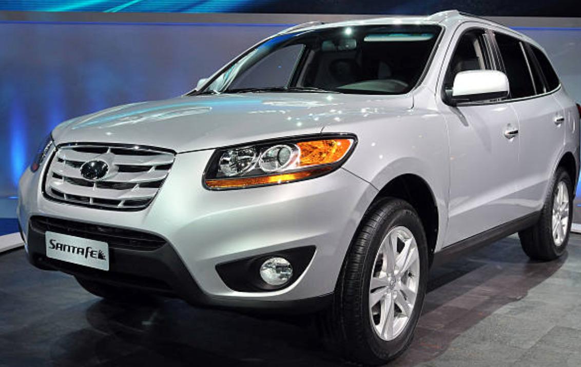 Hyundai Santa Fe best new suv