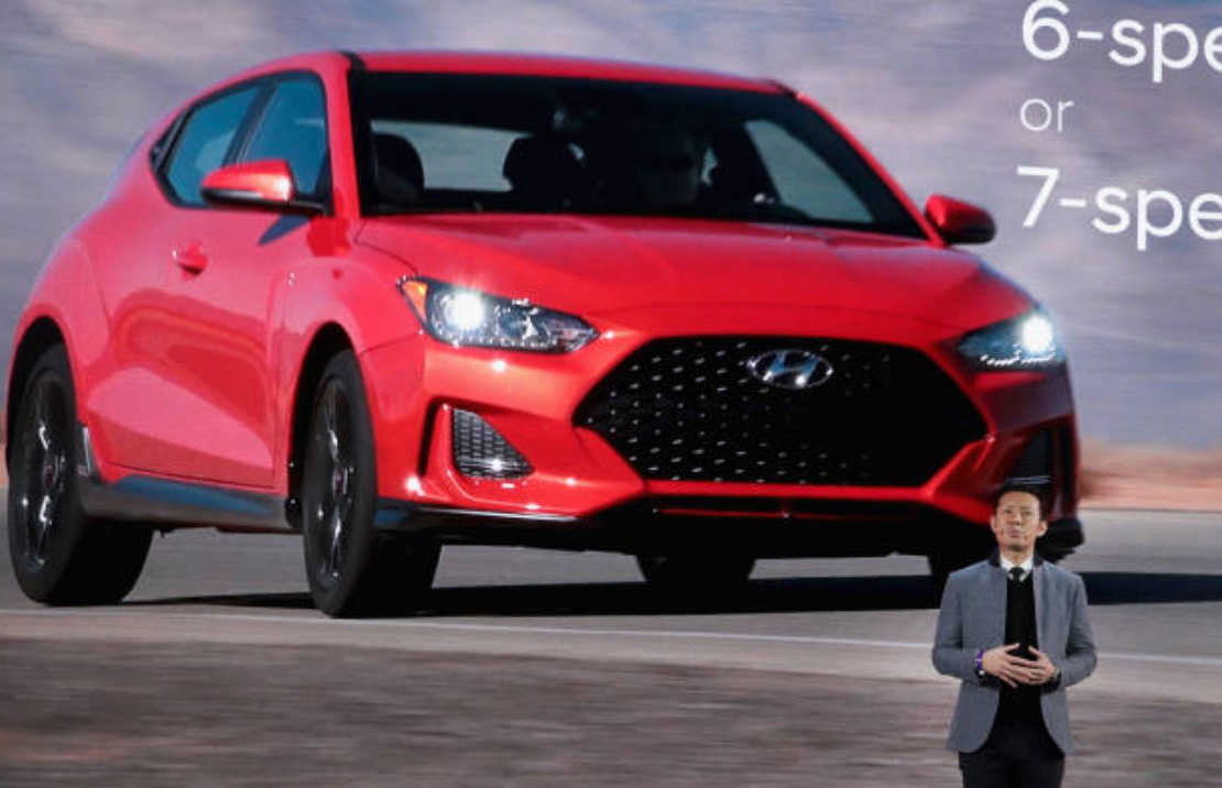 Hyundai Veloster new features