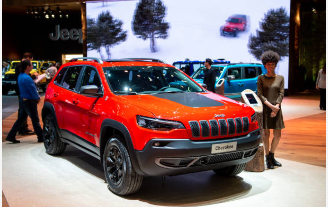 Jeep Cherokee best new suvs