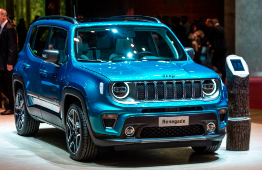 Jeep Renegade best suvs