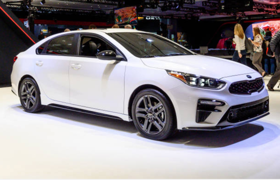 Kia Forte new features