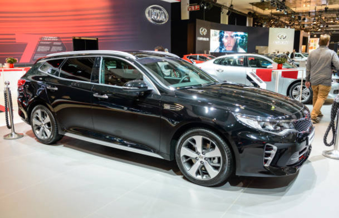 Kia Optima new features