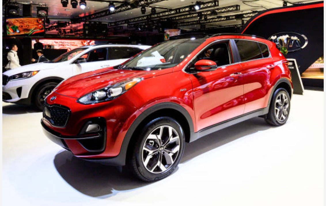 Kia Sportage best suvs